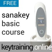 sanakey basic course